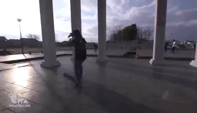 Watch and share The Most Amazing 12 Year Old Freestyle Skateboarder! GIFs on Gfycat