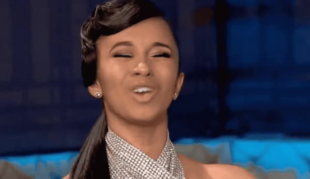 Watch and share Cardi B GIFs by Reactions on Gfycat