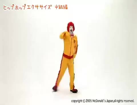 Watch Exercise GIF on Gfycat. Discover more ronald mcdonald GIFs on Gfycat