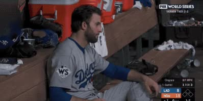 Watch and share Los Angeles Dodgers GIFs and Baseball GIFs by Pete Brown on Gfycat