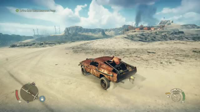 Watch Mad Max physics GIF by @kevinman on Gfycat. Discover more MadMaxGame, gamephysics GIFs on Gfycat