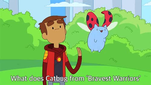 Watch and share Bravest Warriors GIFs and Sam Lavagnino GIFs by Cartoon Hangover on Gfycat
