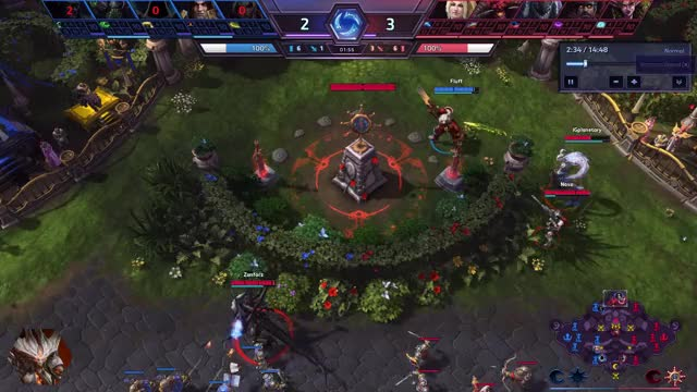 Watch and share Vlc-record-2018-09-20-19h36m22s-Heroes Of The Storm 2018.09.20 - 19.33.52.02.DVR.mp4- GIFs on Gfycat