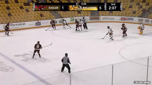 Watch and share 7 Belinskas 10/1/16 UMD (W) GIFs by salzano14 on Gfycat