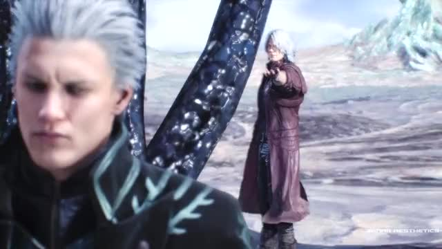 Watch Devil May Cry 5 - Dante VS Vergil (Round 2) GIF 1 GIF on Gfycat. Discover more Dante, devilmaycry, dmc5, sparda, vergil GIFs on Gfycat