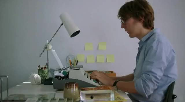 Watch this trending GIF on Gfycat. Discover more blank page, film, ideas, paul dano, ruby sparks, writers block, writing GIFs on Gfycat
