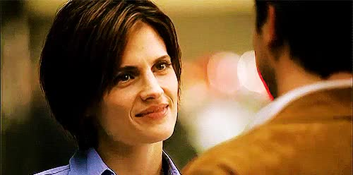 Watch and share At Close Range GIFs and Kate Beckett GIFs on Gfycat