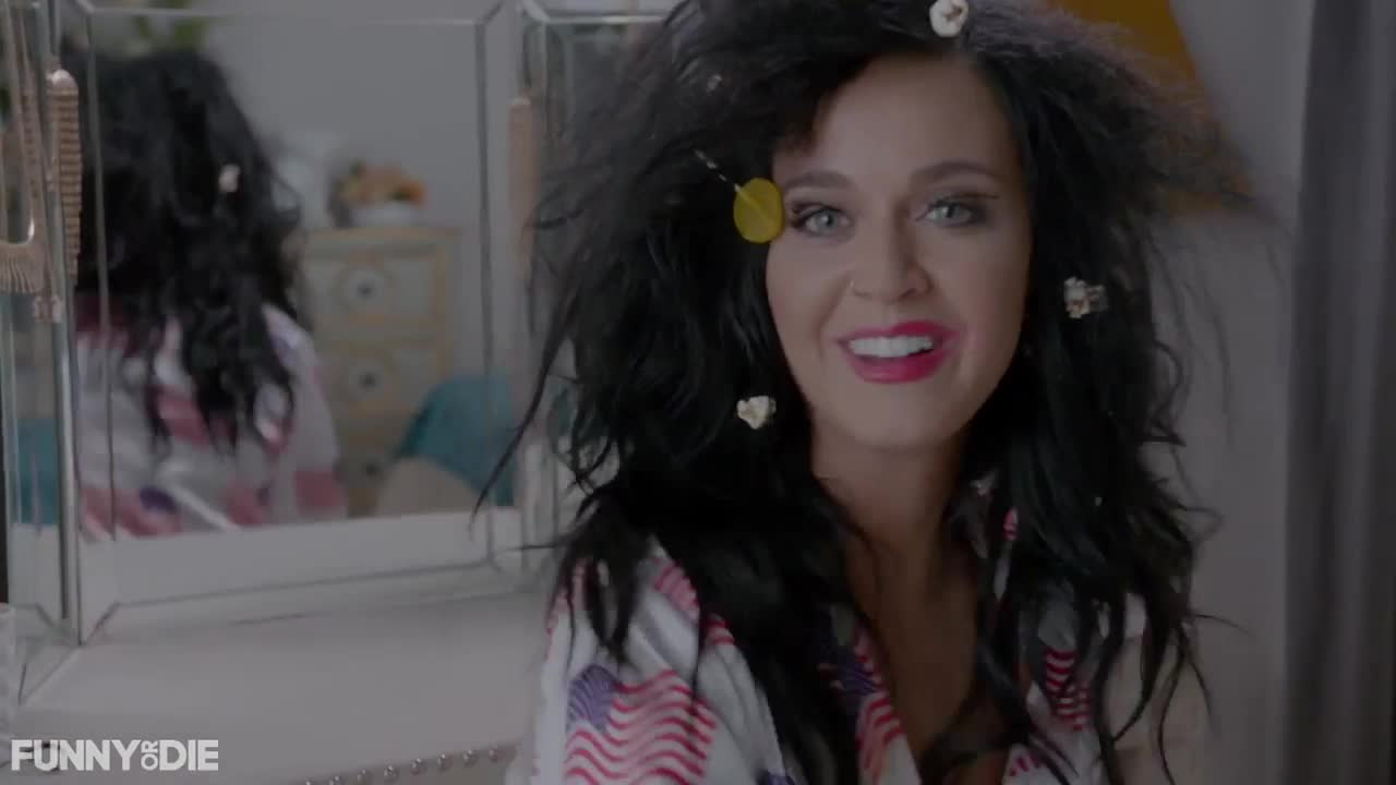 funny or die, funnyordie, katy perry, katy perry votes, katyperry, katyperryvotes, katyperryvotesnaked, perfect, vote, Katy Perry - Perfect - Katy Perry Votes Naked GIFs
