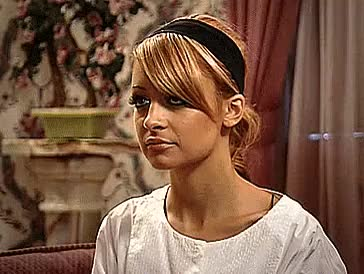 Watch and share Nicole Richie GIFs and Rolling Eyes GIFs on Gfycat