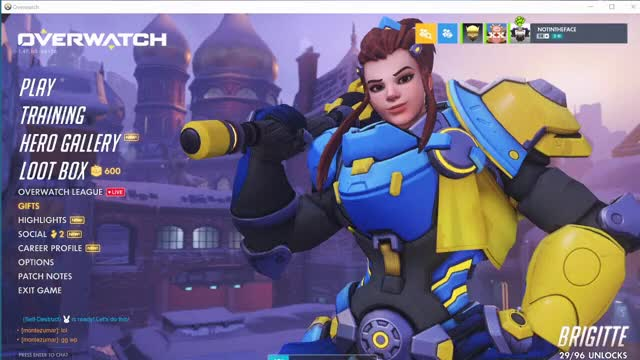 Watch and share Overwatch GIFs and Loot Box GIFs by touchingmonkeys on Gfycat