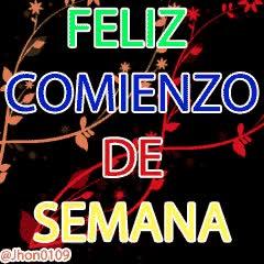 Watch and share Imagen BBM: Feliz Comienzo De Semana GIFs on Gfycat