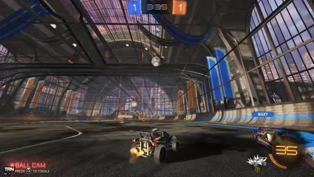 Watch and share Rocket League GIFs and Sports GIFs by SCE .dockit on Gfycat