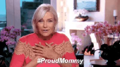 Watch yolanda foster proud mom quote GIF on Gfycat. Discover more related GIFs on Gfycat