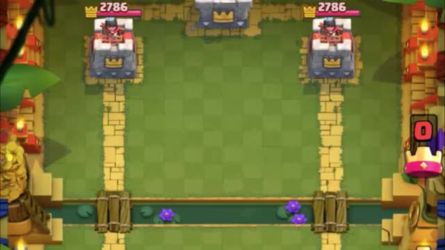 Watch and share Lumber Start GIFs by Clash Royale Kingdom on Gfycat