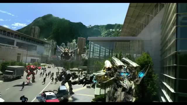 Watch and share Age Of Extinction GIFs and Michael Bay GIFs on Gfycat