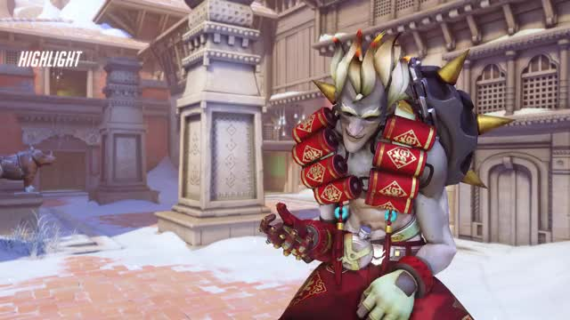Watch adios GIF by @megaterrabyte on Gfycat. Discover more junkrat, overwatch GIFs on Gfycat
