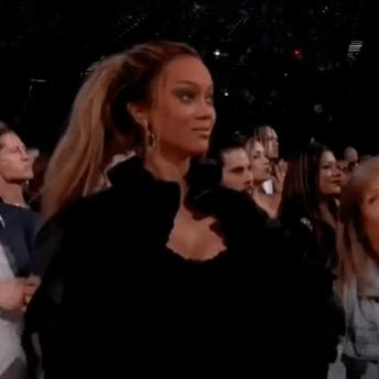 Watch and share Tyra Banks GIFs by Reactions on Gfycat