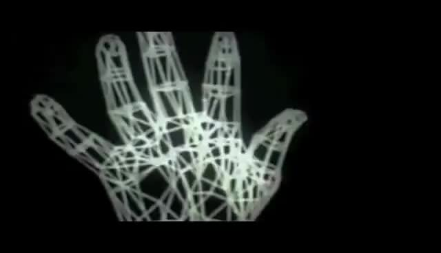 "Watch and share ""A Computer Animated Hand"" - 1972 GIFs on Gfycat"