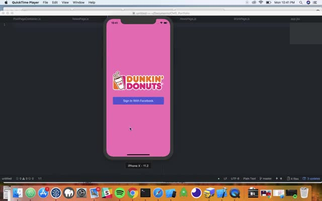Watch Dunkin App GIF on Gfycat. Discover more related GIFs on Gfycat