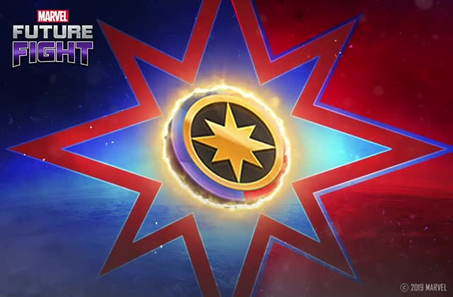 Watch and share Marvel Future Fight GIFs and Captain Marvel GIFs on Gfycat