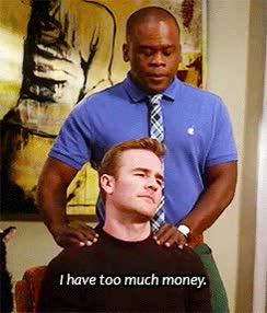 Watch and share James Van Der Beek GIFs and Money GIFs on Gfycat