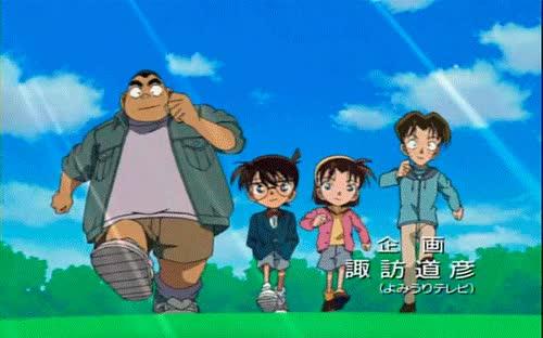 Watch and share Detective Conan Miwako Sato GIFs on Gfycat
