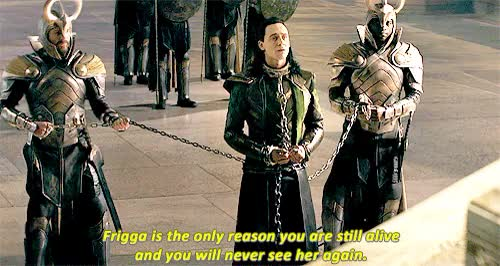 Watch a You abandoned me. a GIF on Gfycat. Discover more essentiallybritish, frigga, he loves his mother, he will love his mom forever, loki laufeyson, mygif, thor the dark world, tom hiddleston, tr2 GIFs on Gfycat