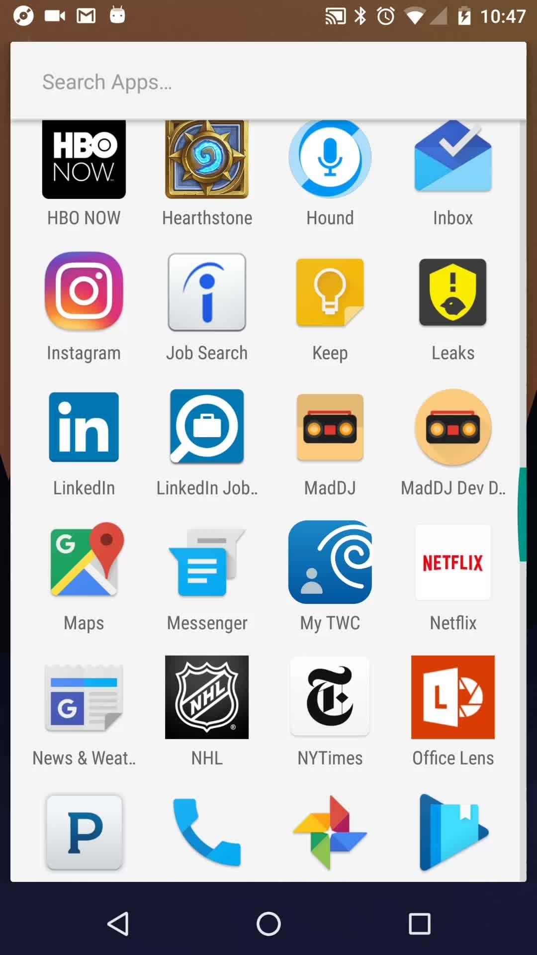 androidapps, Jukebox Main GIFs