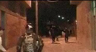 Watch l should push the riot cop Whatcouldgowrong GIF by sdfdsfdsfs1 on Gfycat. Discover more related GIFs on Gfycat