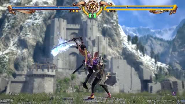 Watch and share Soul Calibur Vi GIFs by Zatten on Gfycat