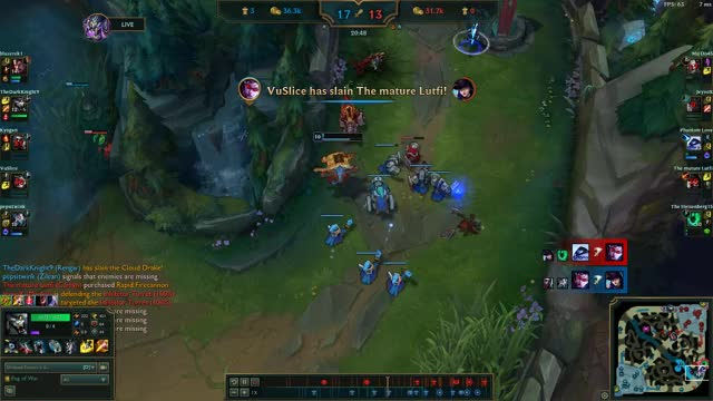 Watch 2018-09-09 04-41-04 GIF on Gfycat. Discover more leagueoflegends GIFs on Gfycat