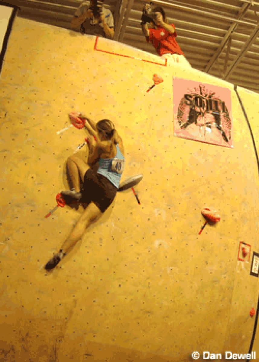 Mammut Bouldering Championships - August 9th in Salt Lake City, Utah GIFs
