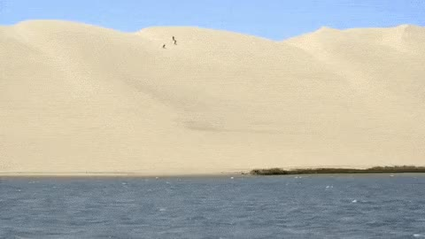 Watch Downhill Mountain Biking Africa Dunes Sand Downhill Red Bull GIF on Gfycat. Discover more related GIFs on Gfycat