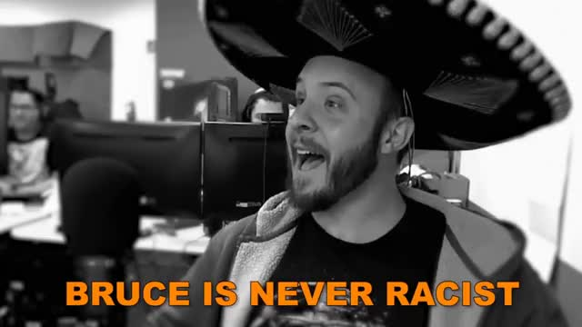 Watch Bruce Greene is never racist GIF on Gfycat. Discover more RoosterTeeth, adam kovic, funhaus GIFs on Gfycat