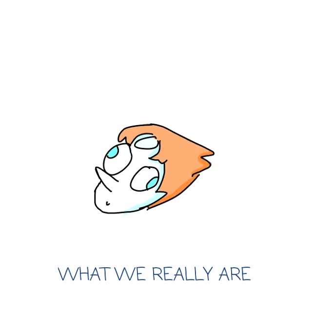 Watch What we really are (GIF) by Galaxy-Dreemurr GIF on Gfycat. Discover more related GIFs on Gfycat