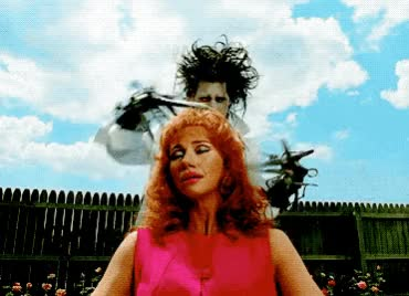 Watch this trending GIF by GIF Queen (@ioanna) on Gfycat. Discover more afraid, burton, christmas, cut, edward, fast, funny, hair, haircut, hairdresser, holiday, holidays, movie, scary, scissor, scissorhands, scissors, tim, woman, xmas GIFs on Gfycat