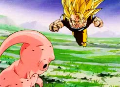 Watch and share I Love This Scene GIFs and Dragon Ball Z GIFs on Gfycat