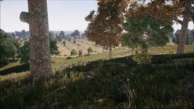 Watch Closecall GIF by @robb83 on Gfycat. Discover more PUBATTLEGROUNDS GIFs on Gfycat