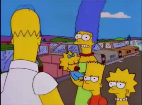 Homer Simpson Bier Bier Bier Bett Bett Bett Gif Find