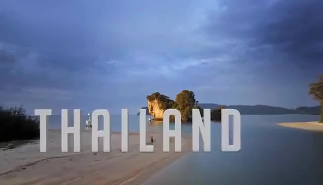 Watch Mavic Pro over Thailand (4K) GIF on Gfycat. Discover more related GIFs on Gfycat