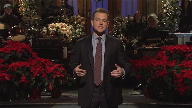 Watch this matt damon GIF on Gfycat. Discover more host snl, matt damon, nbc, saturday night live, season 44, snl, snl 44, snl host, snl monologue, snl season 44 GIFs on Gfycat