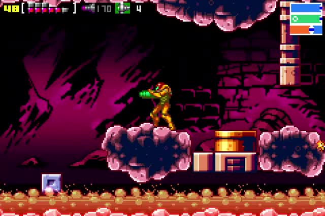 Watch and share Zero Mission GIFs and Metroid GIFs by ZeinWasTaken on Gfycat
