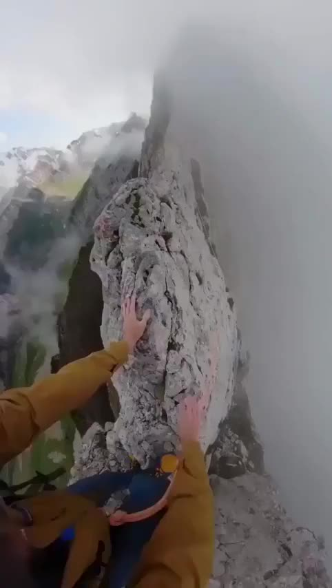 Watch and share A Ridge In The Alps GIFs by bsurfn2day on Gfycat