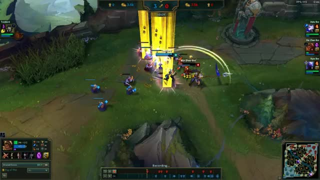 Watch and share Xin Zhao GIFs and Camille GIFs by tostilord on Gfycat