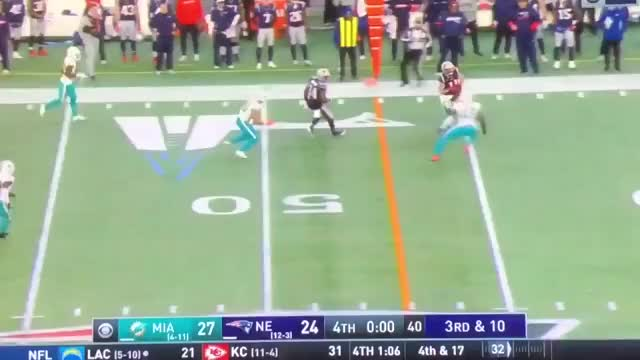 Watch and share New England Patriots GIFs and Miami Dolphins GIFs by Unsurprised on Gfycat
