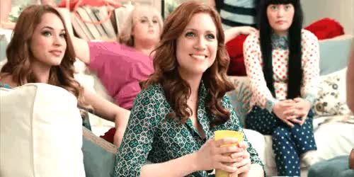 Watch and share Pitch Perfect 2 GIFs and Brittany Snow GIFs on Gfycat