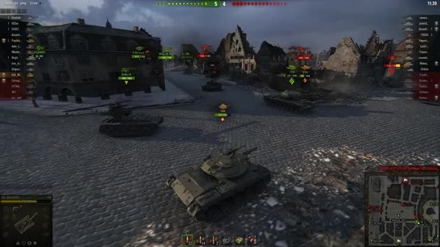 Watch T49 gun handling OP GIF by @contagioushavoc on Gfycat. Discover more related GIFs on Gfycat