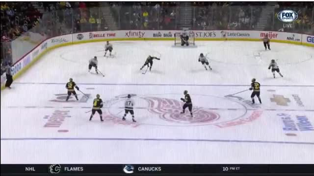 Watch and share Vancouver Canucks GIFs and Calgary Flames GIFs by aschnepp on Gfycat