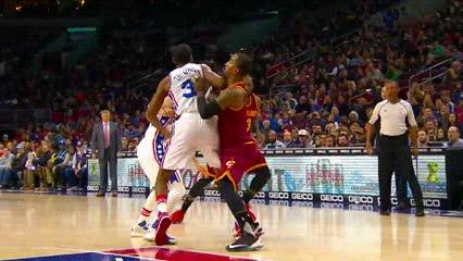 lebron james, LeBron James — Cleveland Cavaliers GIFs
