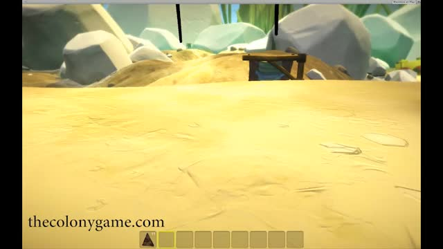 Watch Are triangles the new voxel? GIF by @thecolonygame on Gfycat. Discover more Gaming, Video Games, gaming GIFs on Gfycat